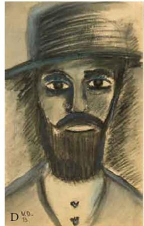 Autoportrait_1913_de_Kees_Van_Dongen