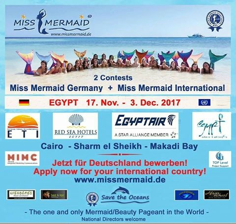 miss mermaid international concours 2017