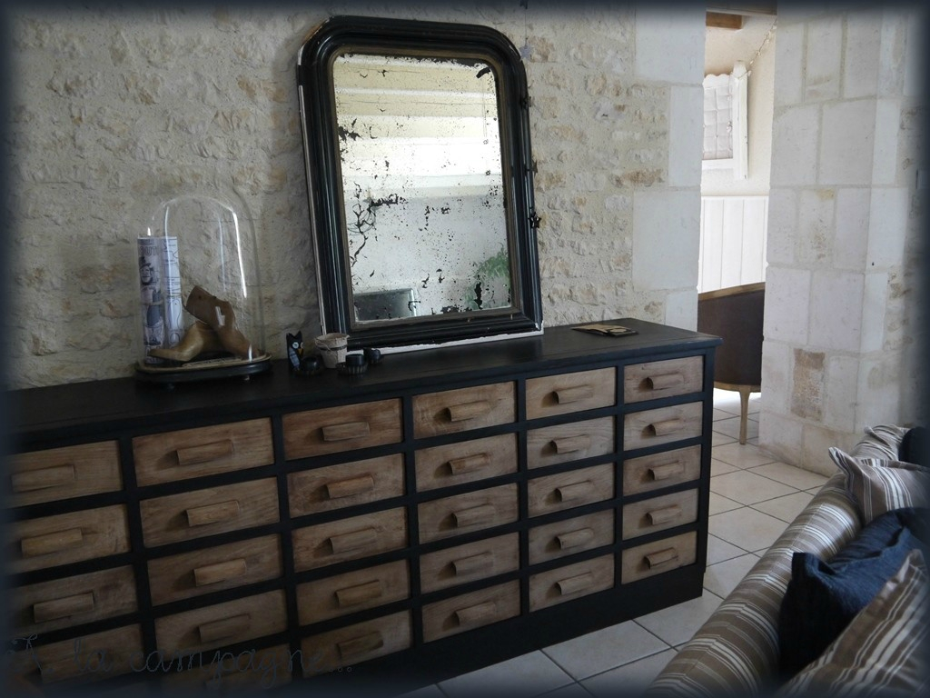 meuble de m tier 2 a la campagne. Black Bedroom Furniture Sets. Home Design Ideas