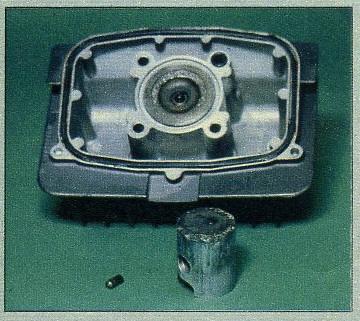 KTM-Piston