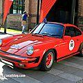 Porsche 911 carrera 3.2 de 1986 (paul pietsch classic 2014)