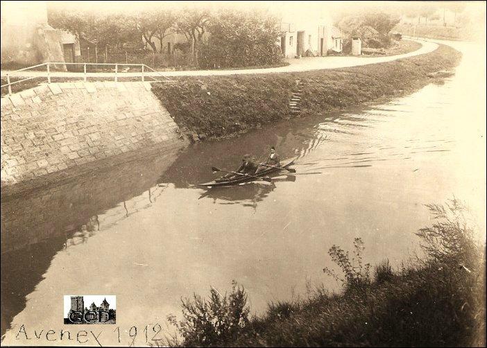 Périssoire 1912