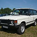 LAND ROVER Range Rover Classic Turbo Madine (1)