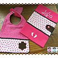 Cadeaux de naissance pour bébé julia etc...