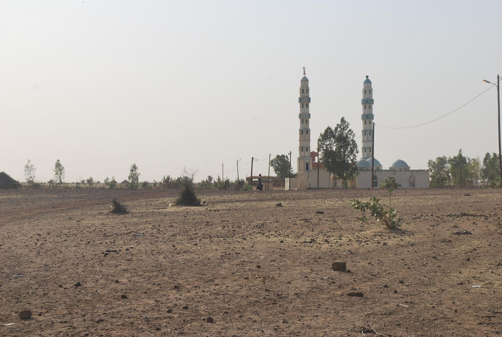 Mosquée de Ceerno Abù Bassoum - Kanel - Fuuta Damga