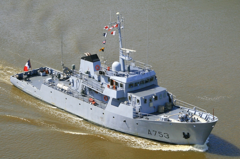 F - MARINE NATIONALE CHACAL