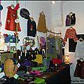 Décembre 11:Le P'tit Bazar de l'atelier Rouge Pistache