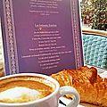 Le plaisir du petit déjeuner - lundi soleil