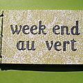 We au vert: suite ( 6)