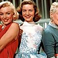 Autour du film how to marry a millionaire