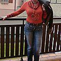 Chic en jeans et opération déstockage