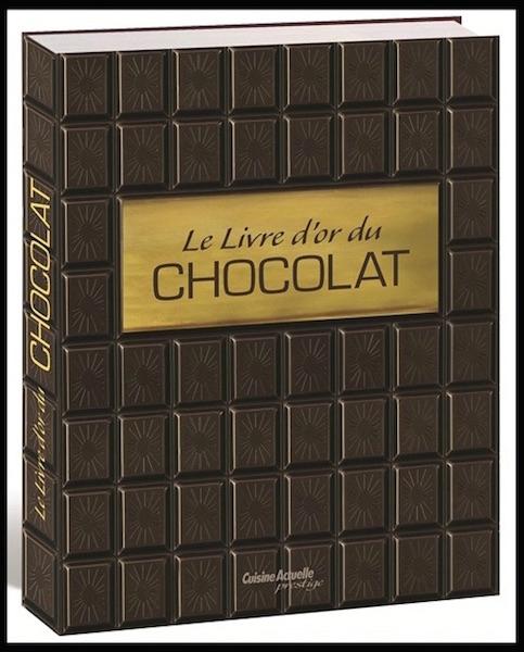 le livre d or du chocolat