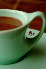 Chocolat chaud au sirop d'orgeat_2