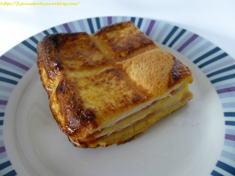 Croque-cake jambon-fromage (moule tablette) (34)