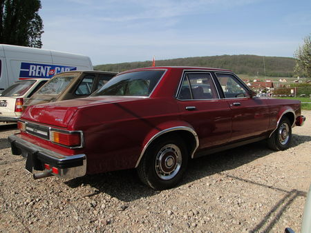FORD Granada ESS 4door Sedan 1978 1982 Bourse Echanges de Soultzmatt 2010 3