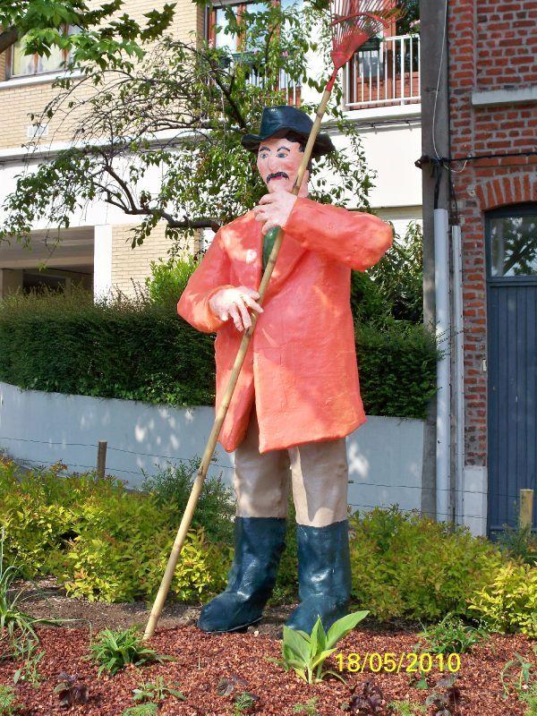 Le jardinier papier m ch r sine v ro hoezelle for Le jardinier
