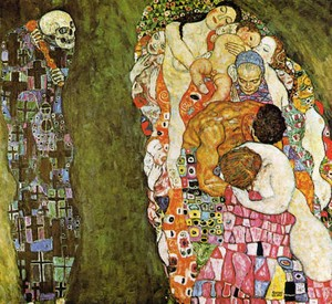 klimt_1916_Death_and_life