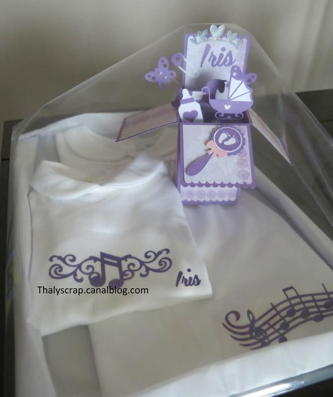 Cadeau naissance d'Iris - 12 b