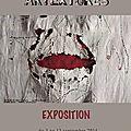 Artextures : exposition à paris