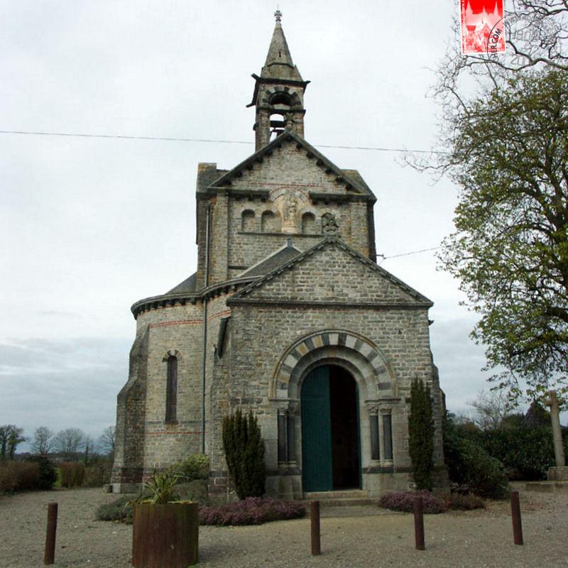 Le Theil de Bretagne, Chapelle Notre Dame de Beauvais