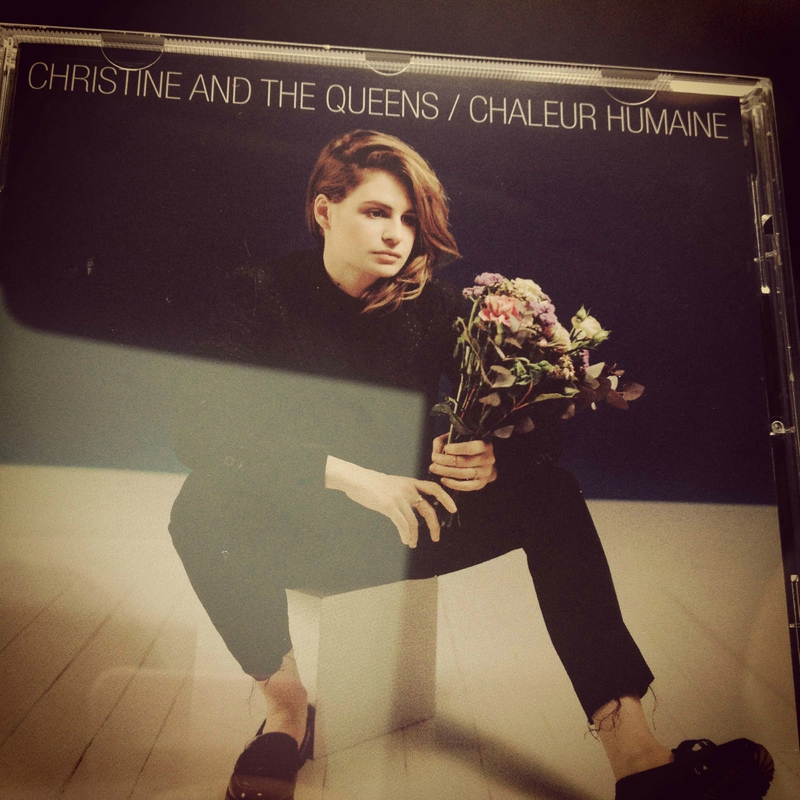 10-Album Christine and the queens