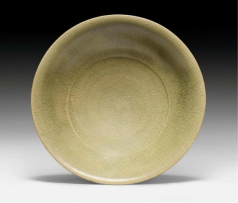 A fine celadon glazed bowl, China, Northern Song dynasty