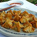 Hong kong garden fried dumplings