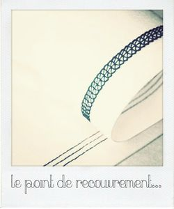 Le point de recouvrement