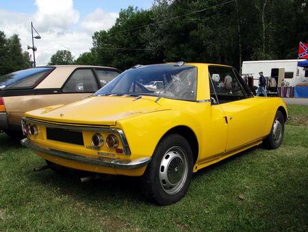 MATRA 530 LX 1971 Retro meus Auto Lac de Madine 2010 2