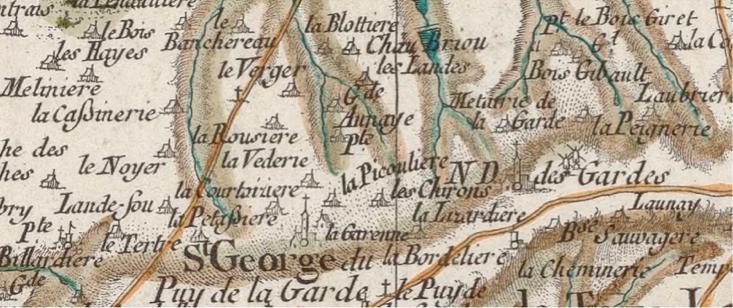 Saint Georges du Puy de la Garde