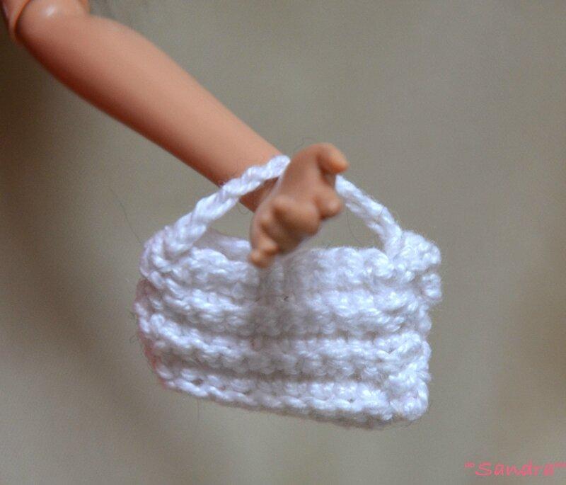Barbie robe corset 2
