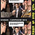 Campagne présidentielle 2007 / campagne présidentielle 2012 : cherchez l'erreur !