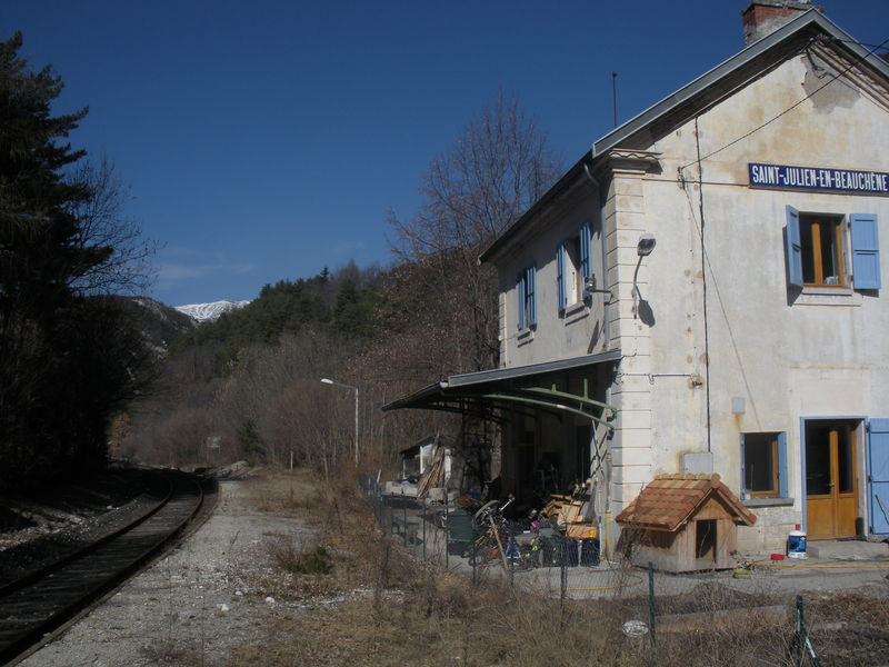 Saint-Julien en Beauchêne (Hautes-Alpes)