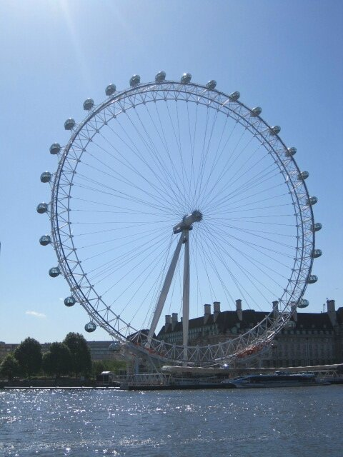 London Eye ©Kid Friendly