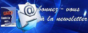 newsletter abonnement
