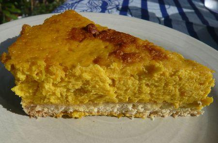 cheesecake potimarron