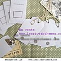 Marimerveille Pochettes Petits Secrets