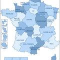 Liste des articles en france par région/département