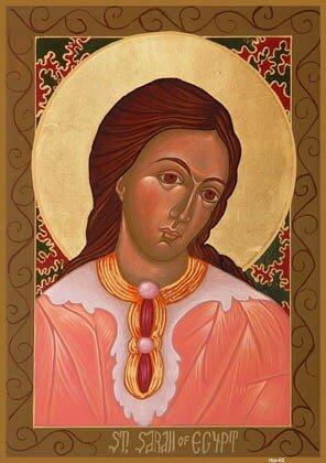 Sainte Sara l'Egyptienne