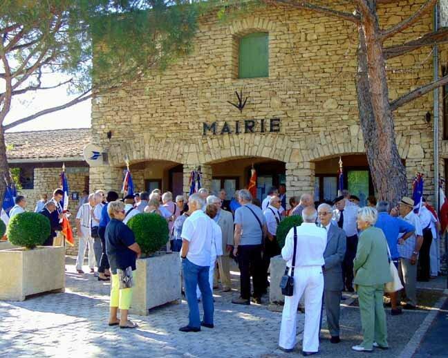 Cabrières d'Avignon, 2 août 2015