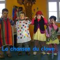 la chanson du clown