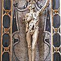 Squelette sculpté