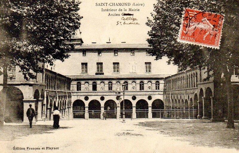 ancien collège Sainte-Marie