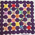 MINI QUILT OF THE MONTH -MAY & JUNE