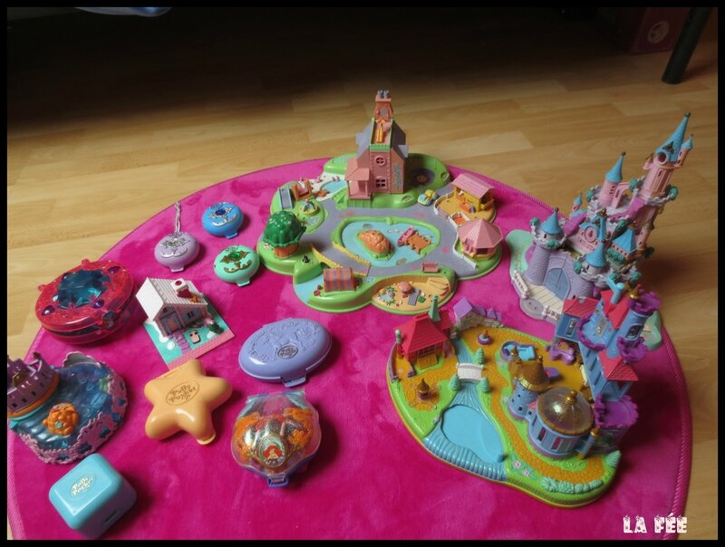 colelction polly pocket