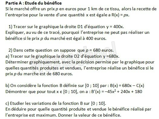 1ere derivation application aux variations 4 9 2