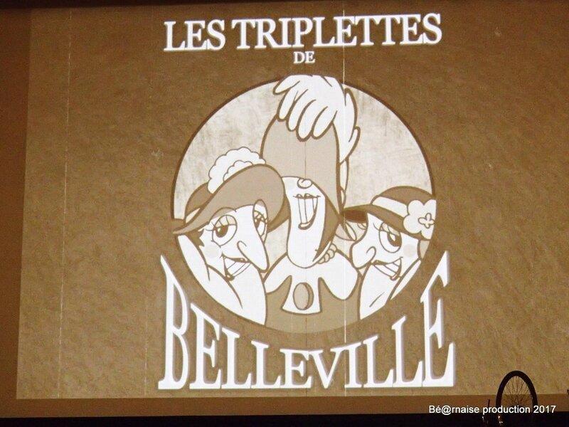 L'instrument essentiel des Triplettes de Belleville