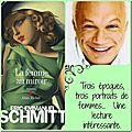 La femme au miroir–eric-emmanuel schmitt