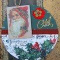 CD Noël rouge