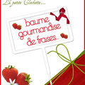 baume fraise rouge